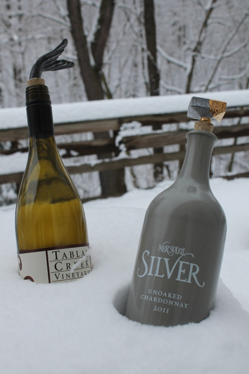 Remember to always serve your whites chilled!